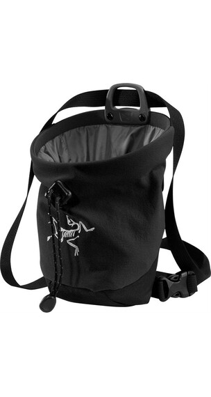 Arcteryx C40 Chalk Bag Black